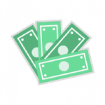 Clover-pos-app-cash-log-icon