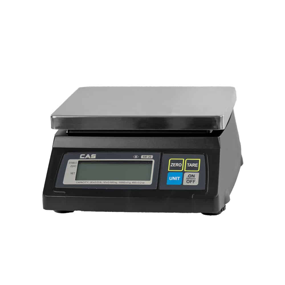 CAS SW-RS 20lbs Weight Scale