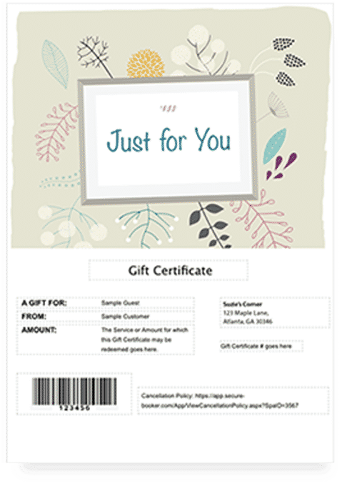gift-certificates-booker-salon-and-spa-cloud-based-pos-software