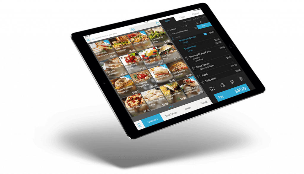 talech-restaurant-pos-ipad-menu