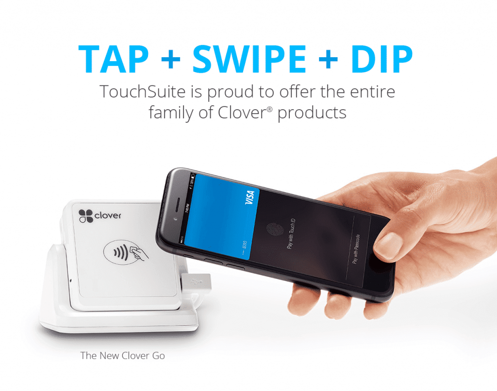 touchsuite clover mobile products