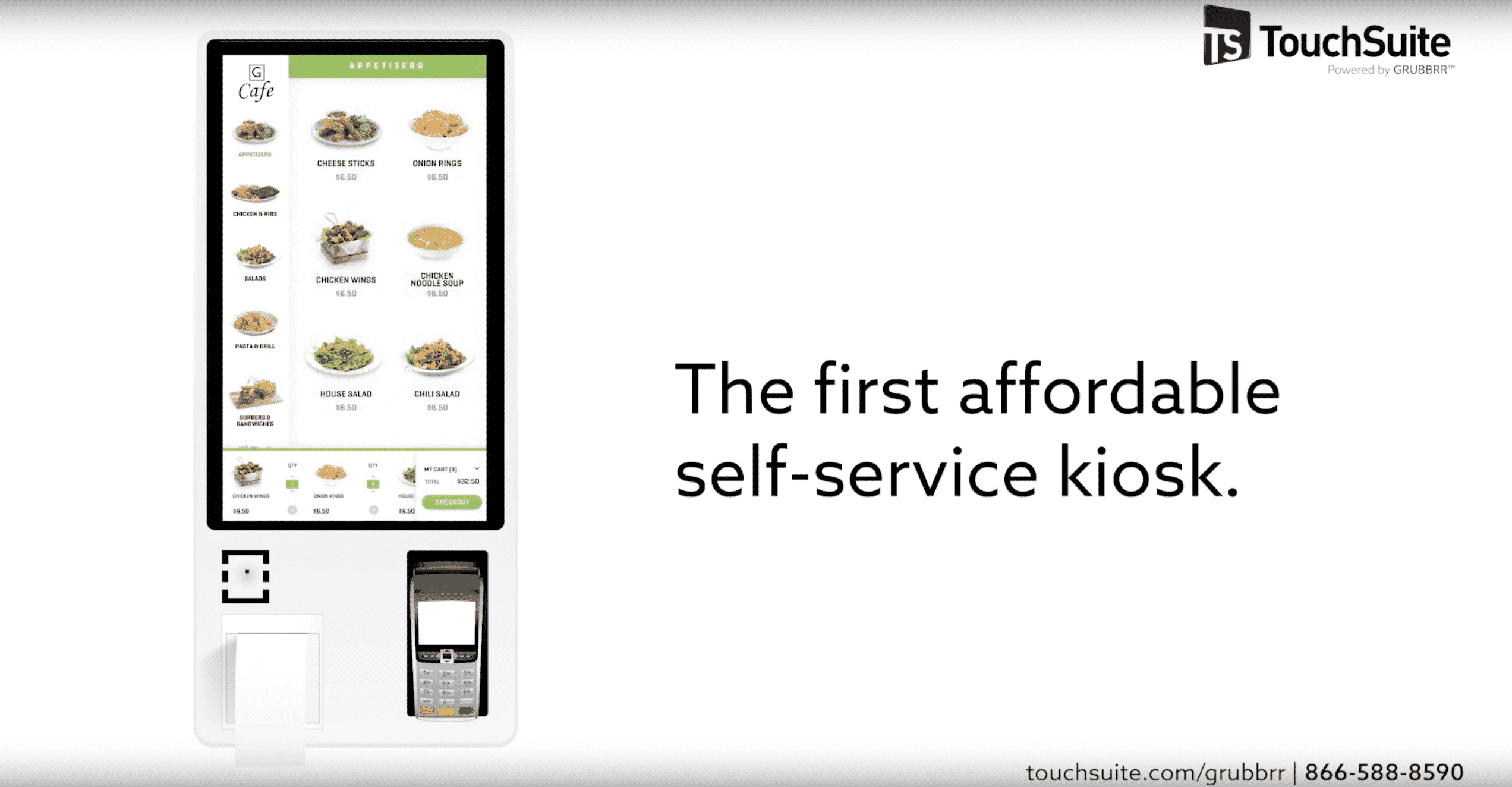 affordable-self-service-kiosk-point-of-sale-grubbrr