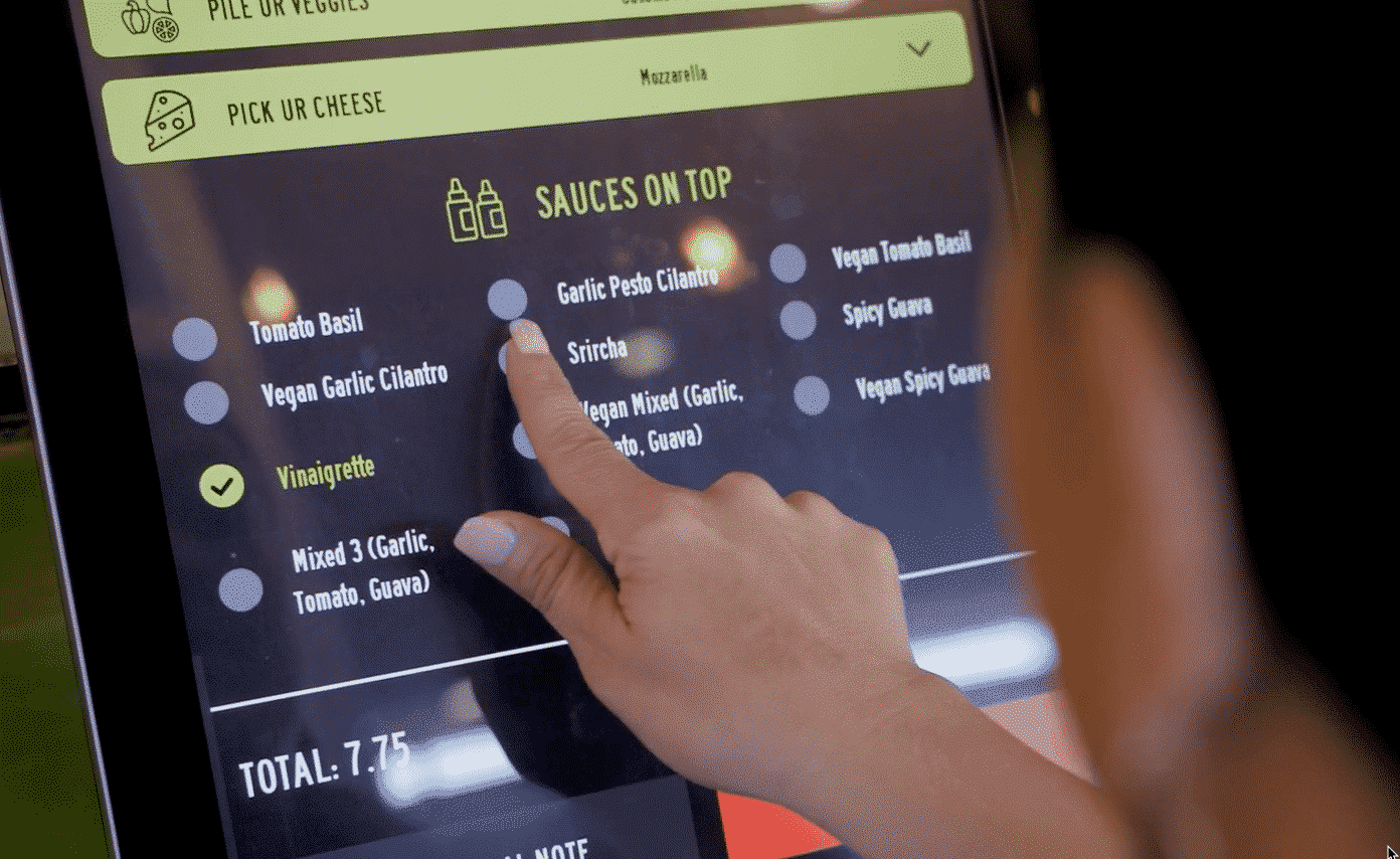 How Digital Ordering Allows Customers To Make Non-Judgemental Choices