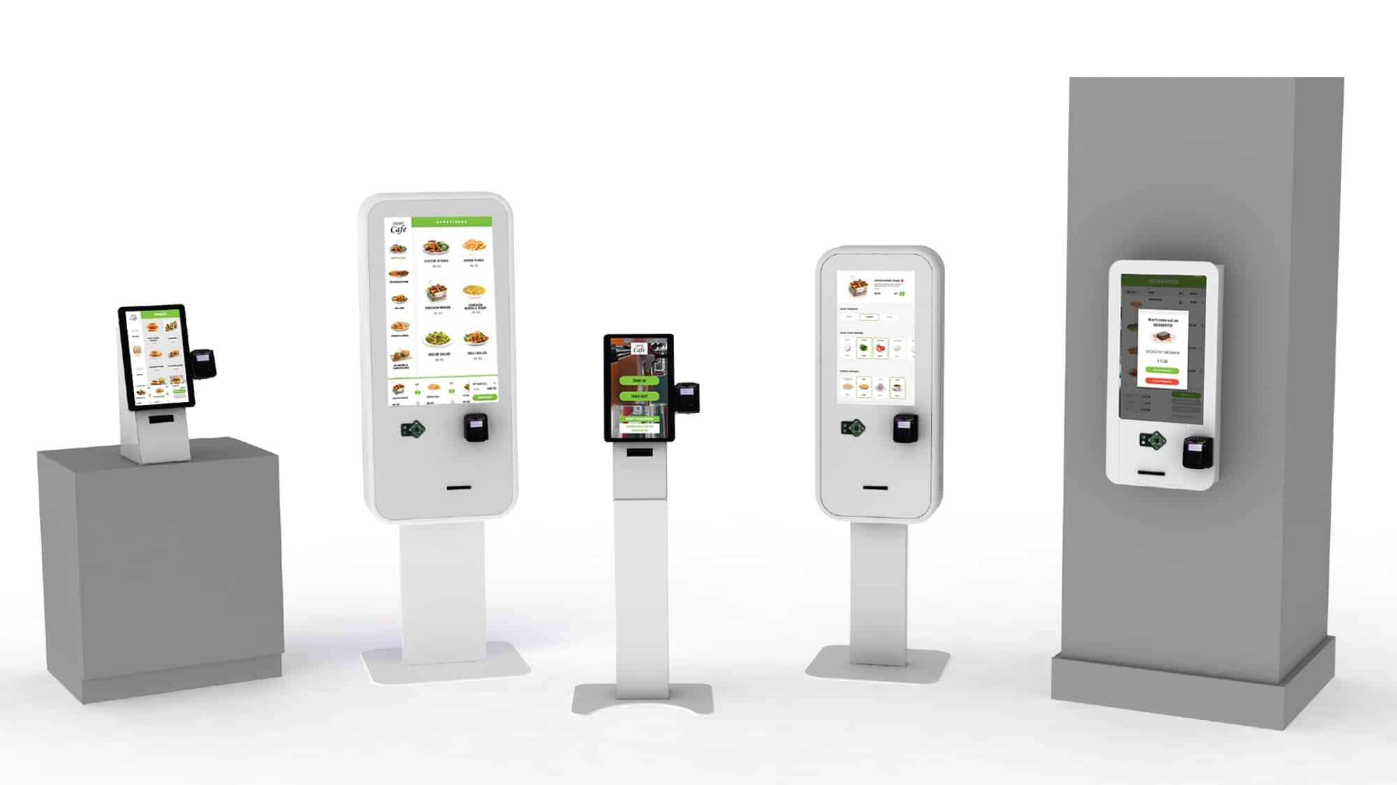 Main Benefits Of A Self-Service Kiosk System