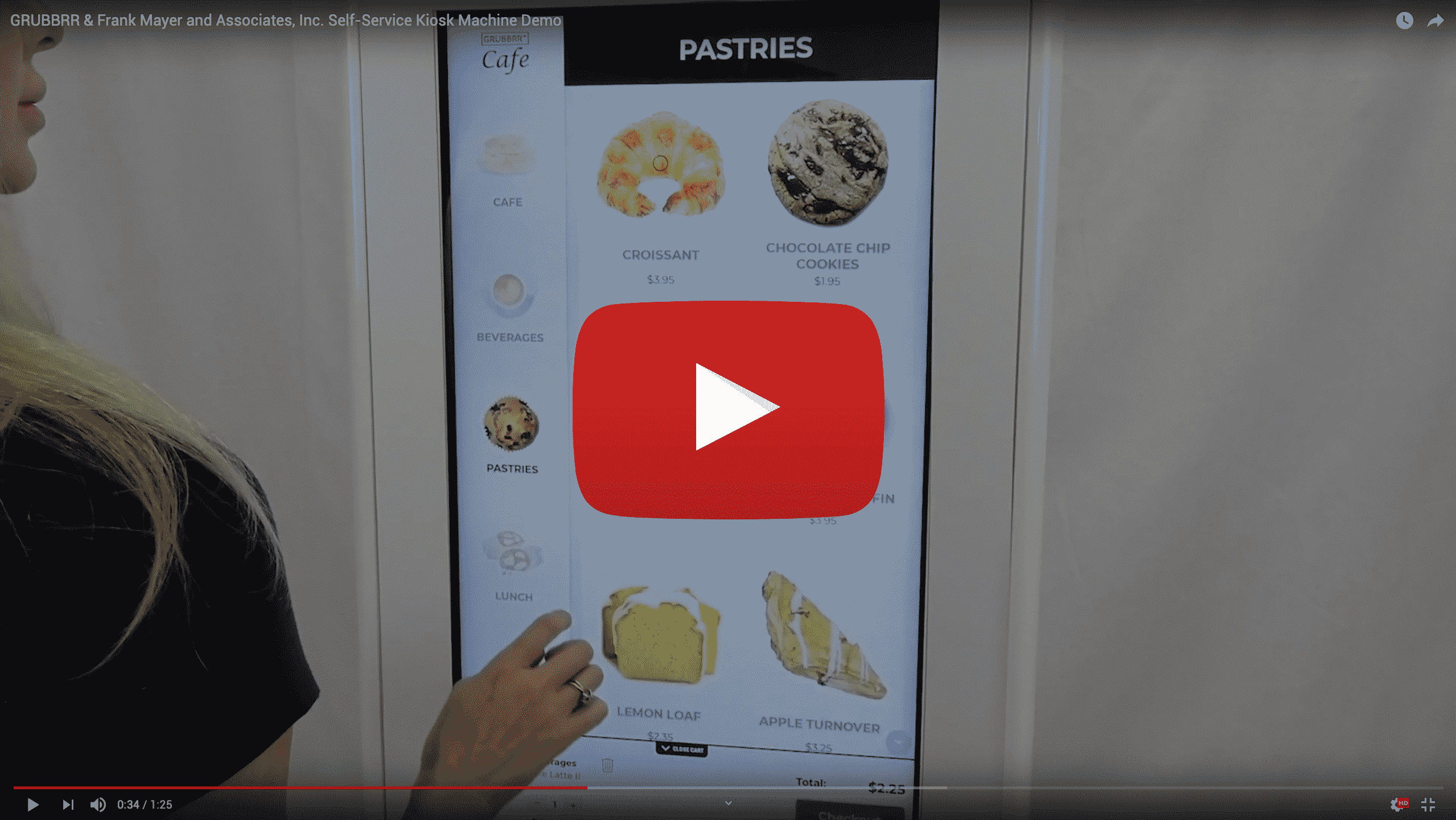 Watch Our Self-Service Kiosk Machine Demo