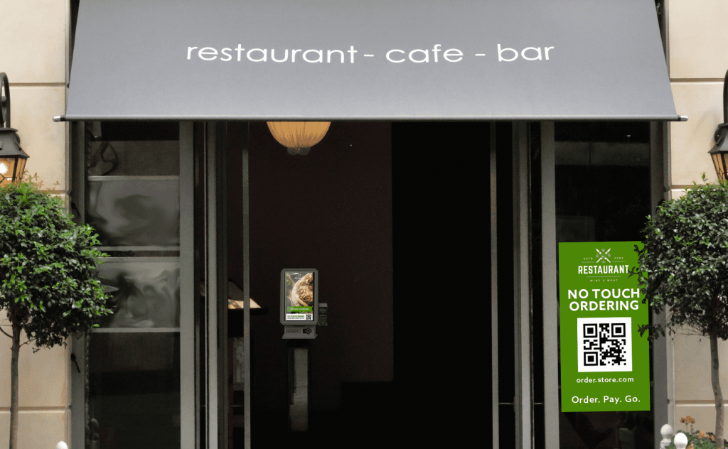 contactless ordering lp2 header image